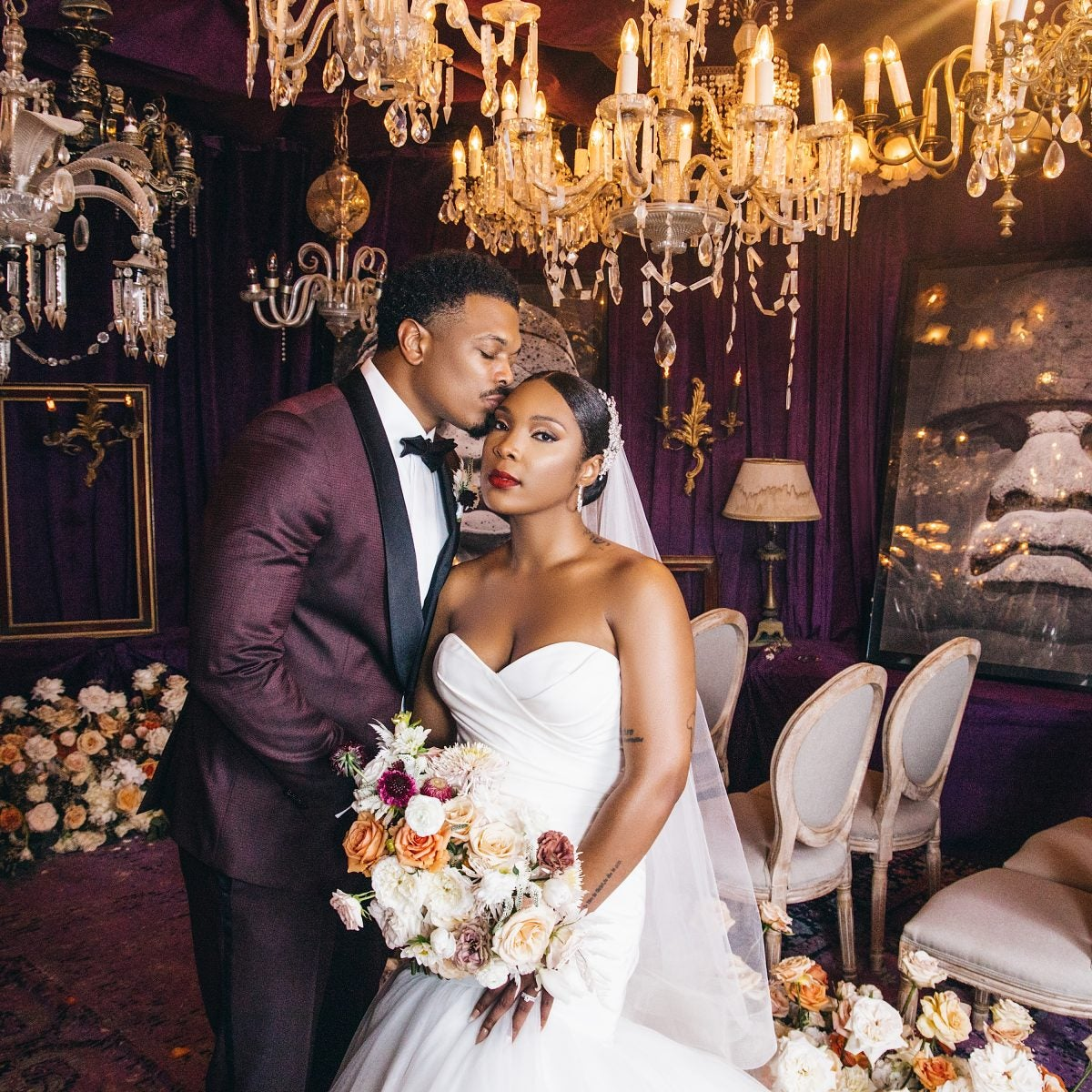 Bridal Bliss: Kady And Jason's Destination Wedding Left Us Speechless