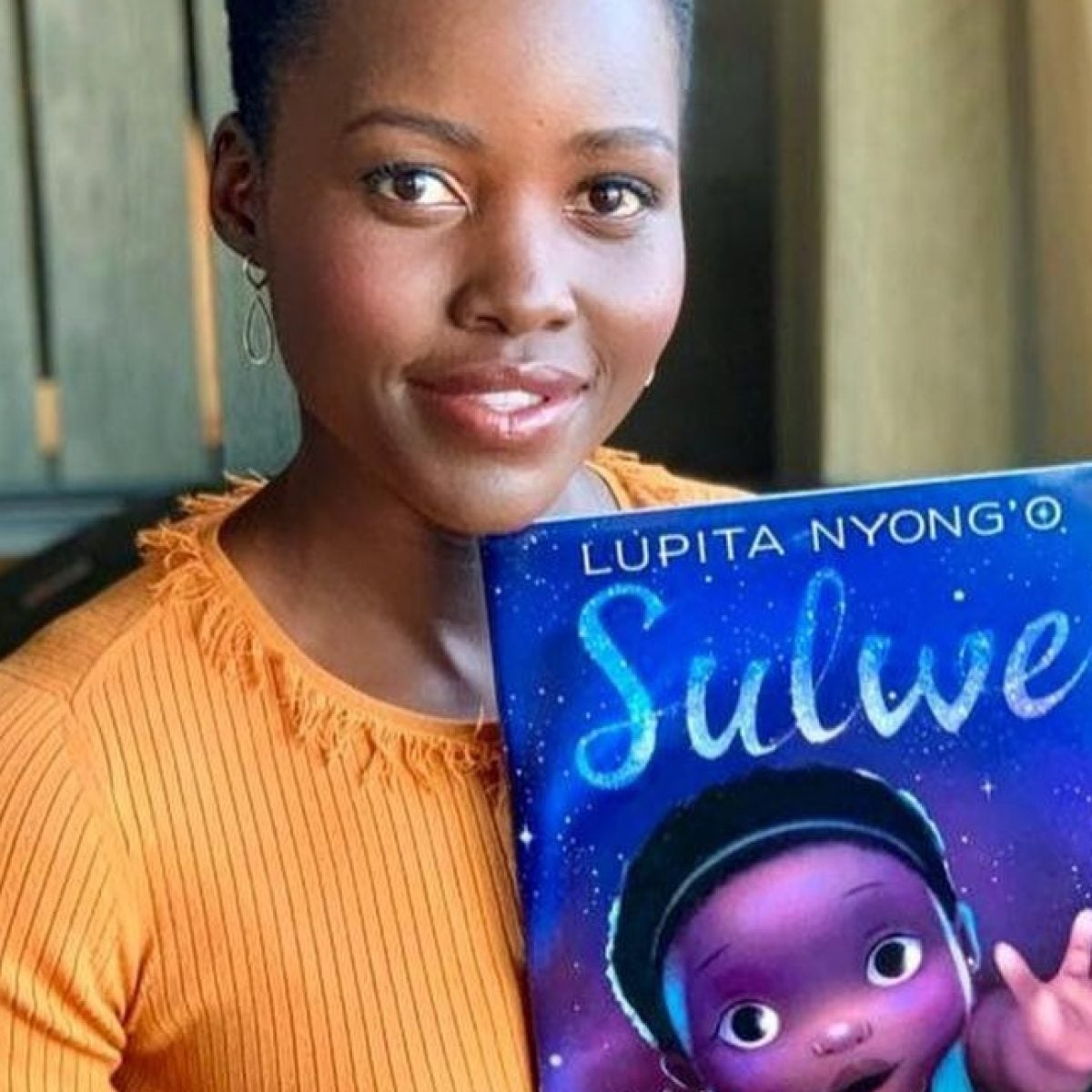 Lupita Nyong'o's 'Sulwe' Is Being Turned Into A Film