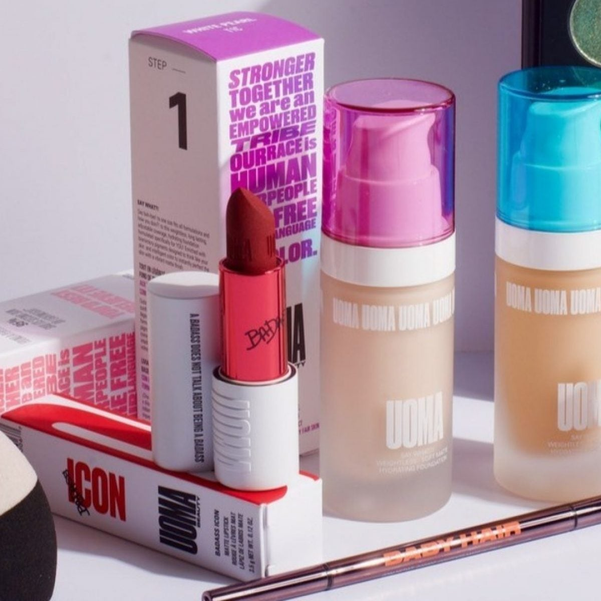 Uoma Beauty Is Now At Nordstrom