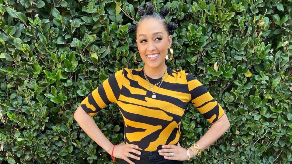 Let Tia Mowry's Instagram Get You Ready For Spring
