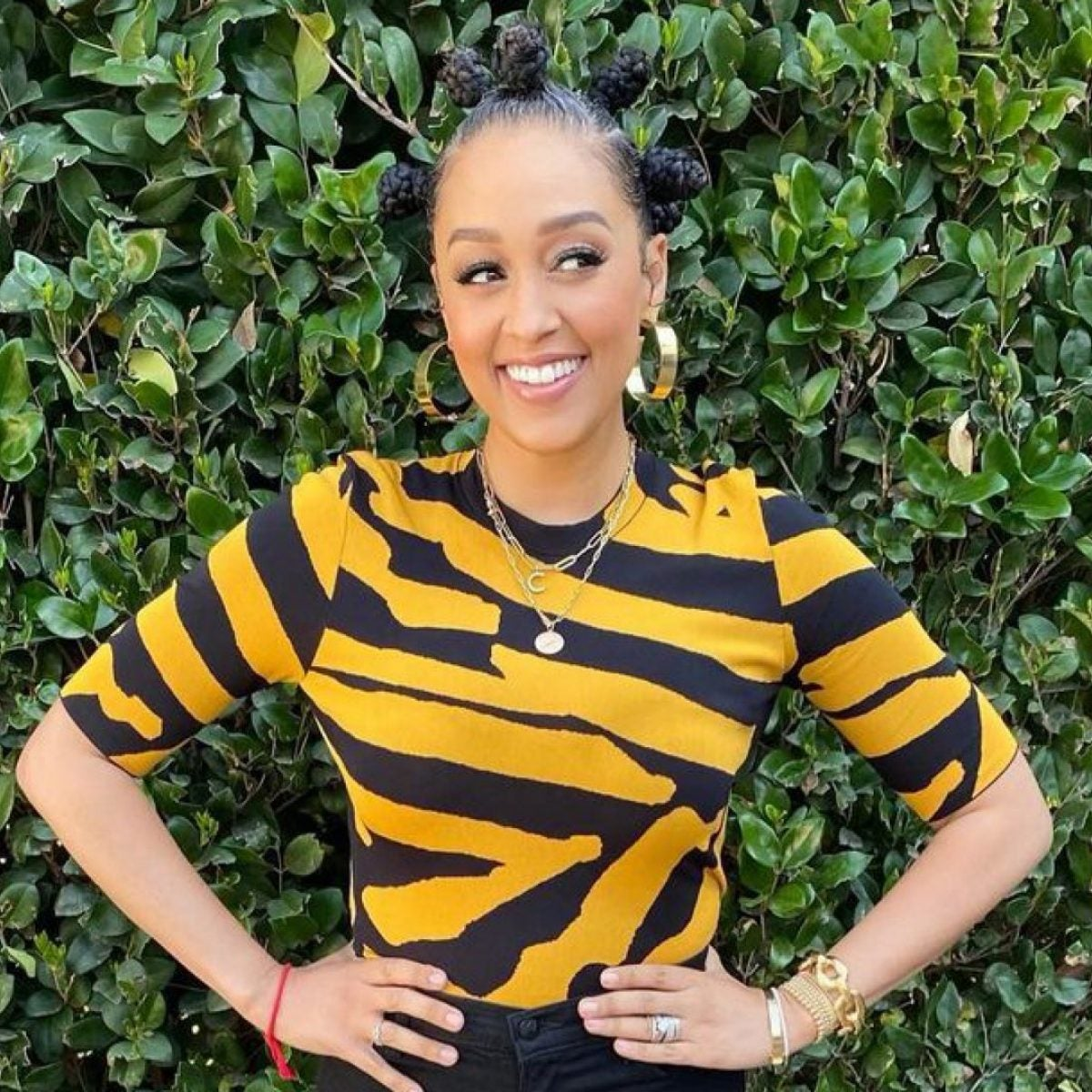 Let Tia Mowry's Instagram Slay Get You Ready For Spring