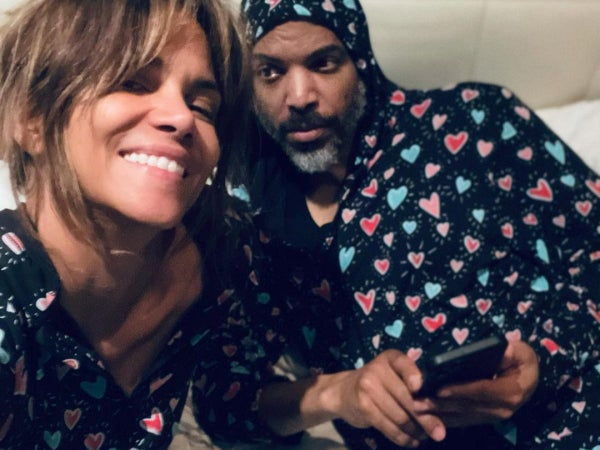 We Can't Get Enough of Halle Berry and Van Hunt's Beautiful Love Story