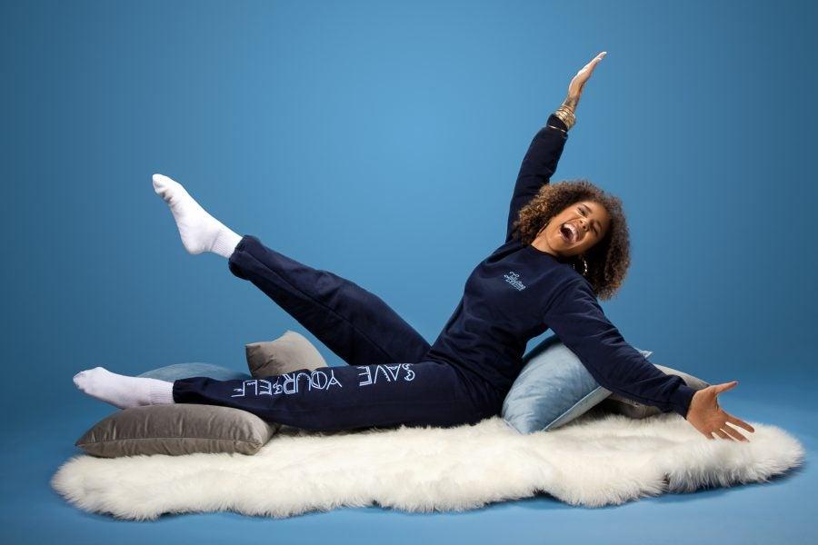 Amanda Seales Debuts Empowering New Clothing Line 'Illustrious ...