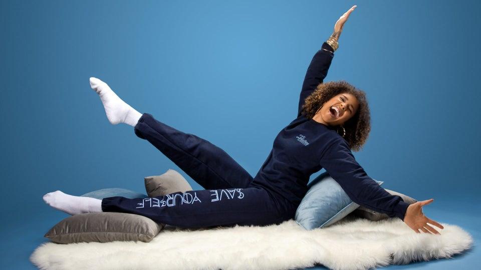 Amanda Seales Debuts Empowering New Clothing Line 'Illustrious League'