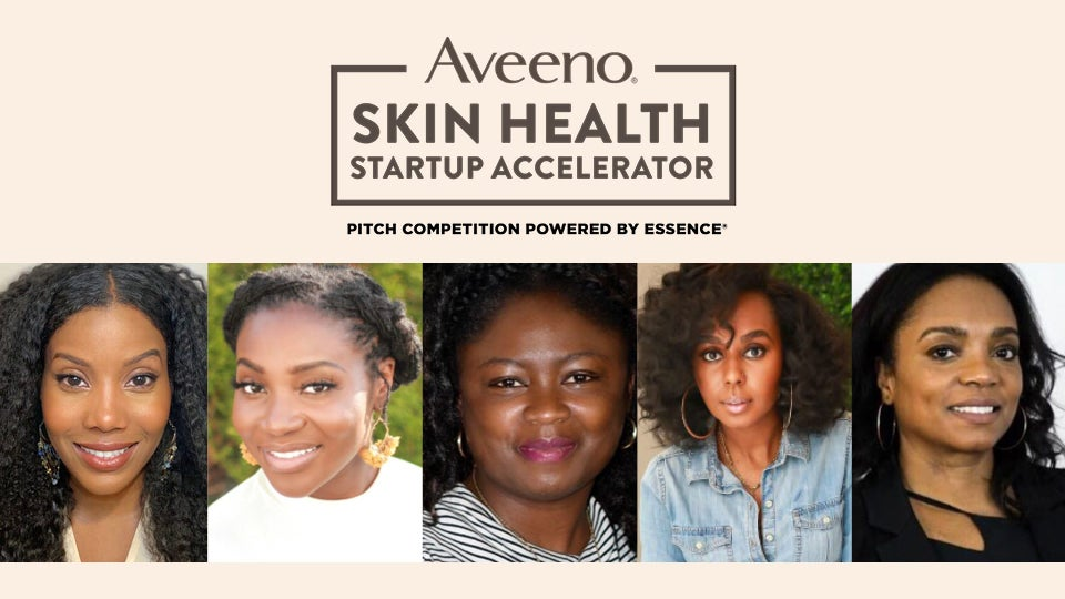 Meet The Top 5 Finalists of the AVEENO® SKIN HEALTH STARTUP ACCELERATOR Pitch Competition