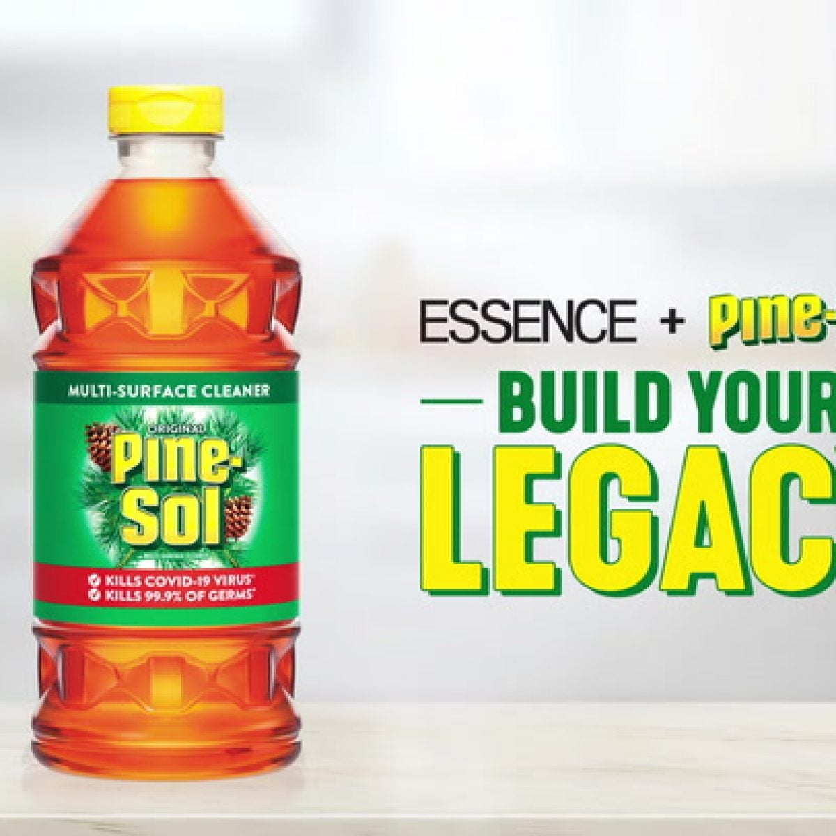 Essence x Pine-Sol Build Your Legacy Contest is Back!