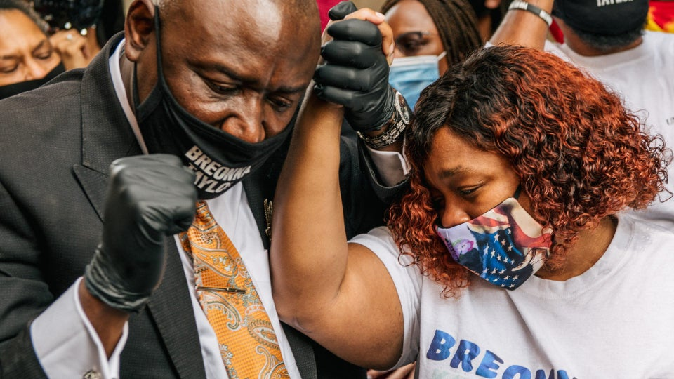 Say Her Name: Breonna Taylor's Family And Activists To Honor The One Year Anniversary Of Her Murder