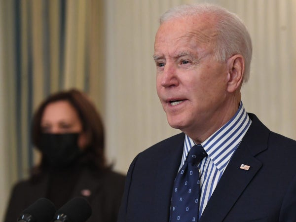 Biden Becomes 1st President To Formally Acknowledge Indigenous Peoples' Day