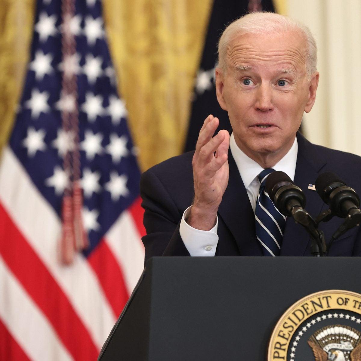 President Biden Unveils American Jobs Plan