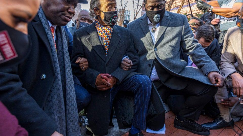 Trial Underway in Minneapolis for Ex-Police Officer Accused in George Floyd's Death