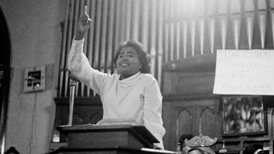 This Black Woman Inspired King's 'I Have A Dream' Speech