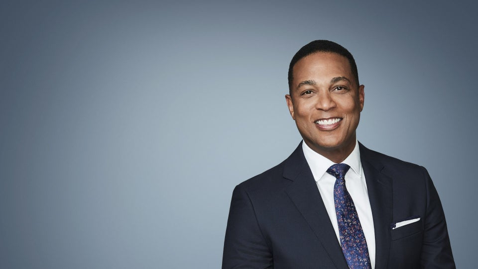 Don Lemon On His New Book And Why He Doesn't See Our Country Going Backward Again