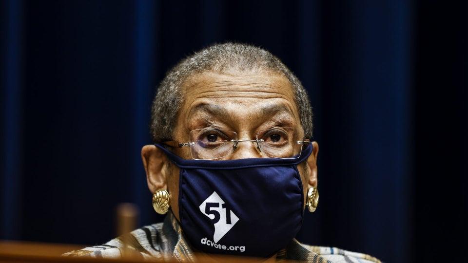 Congress Holds Hearing To Consider Washington D.C. Statehood