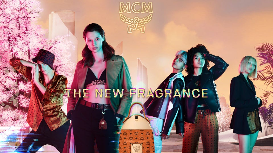 MCM's Signature Fragrance Is Made For The Traveler In All Of Us