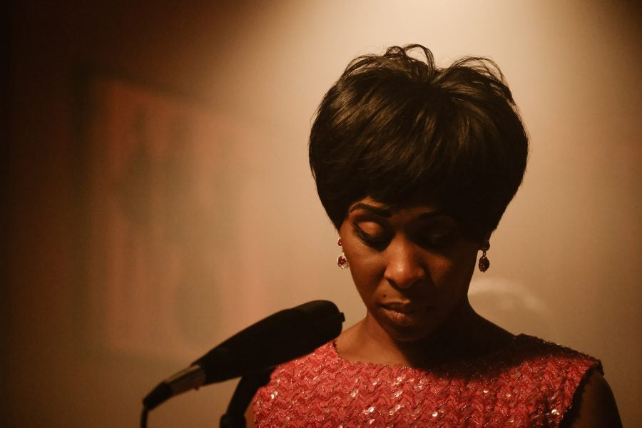 This Was The Hardest Scene From 'Genius: Aretha' For Cynthia ...