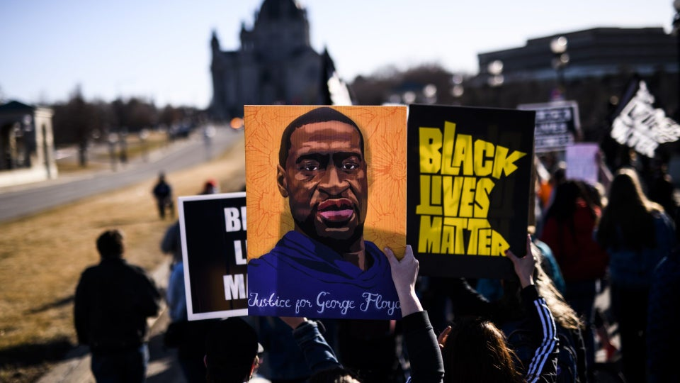 Black Owned Greeting Card Company Teams Up With George Floyd's Family To Demand Justice