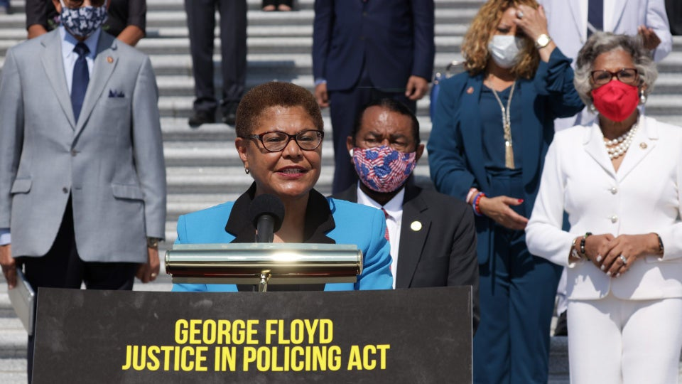 The Movement For Black Lives Says No To The George Floyd Justice In Policing Act