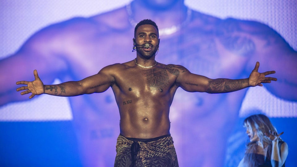 Singer Jason Derulo Is Going To Be A Dad