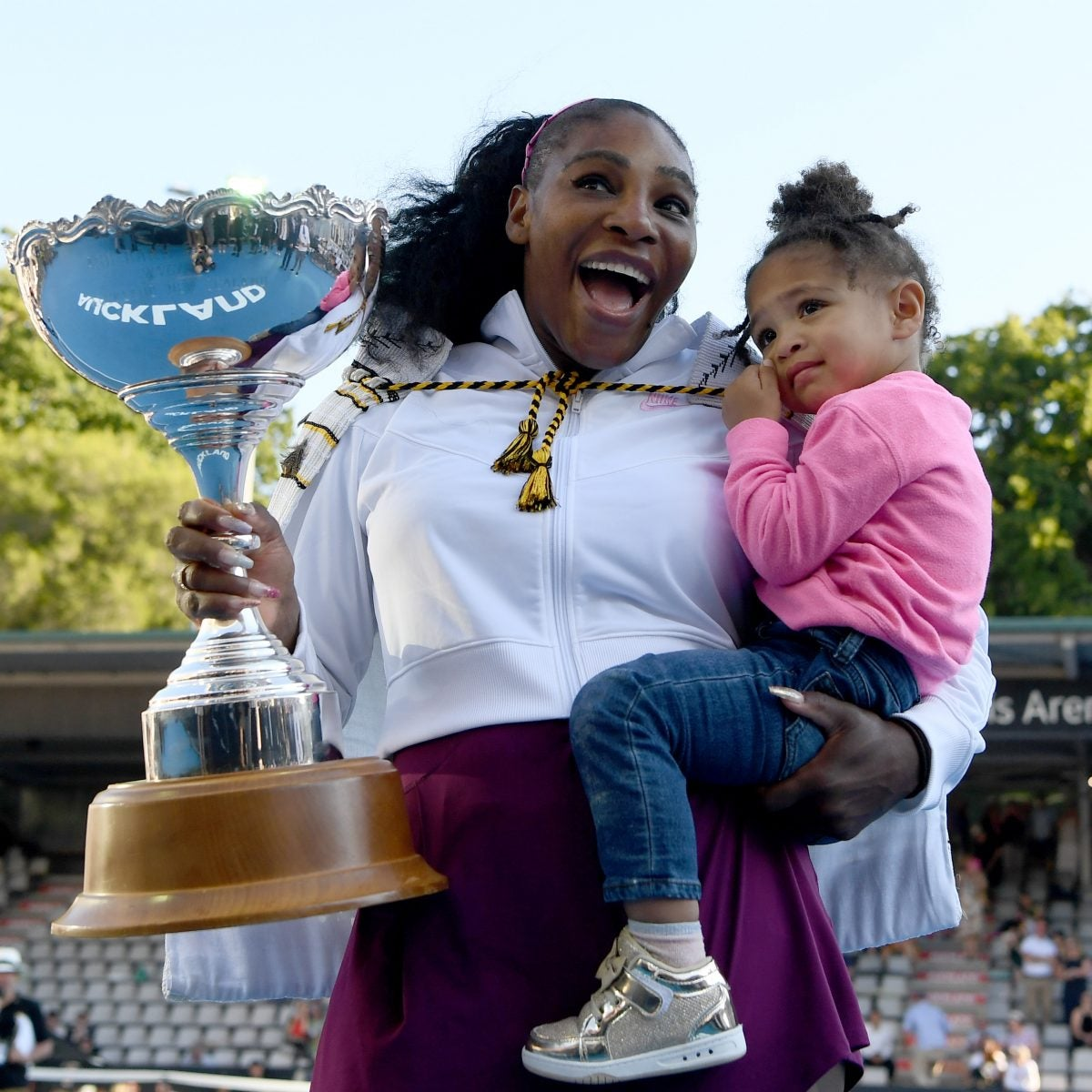 Serena Williams On Faith, Heartbreak, Friendship and Teaching Her Daughter About Boundaries