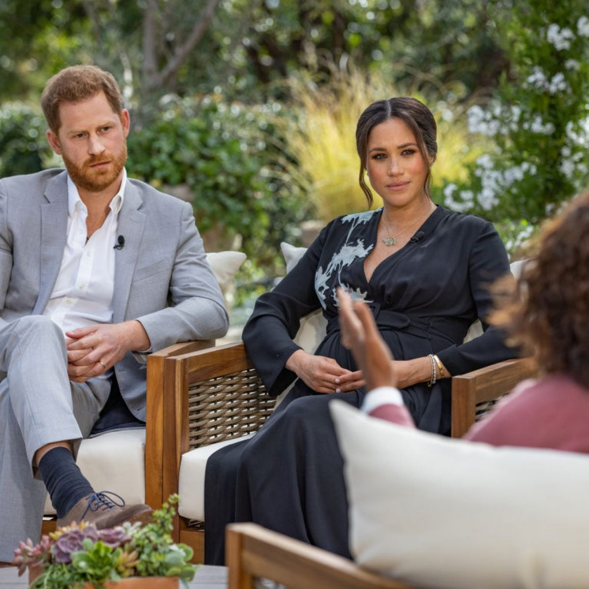 11 Revelations From Oprah's Interview With Meghan And Harry
