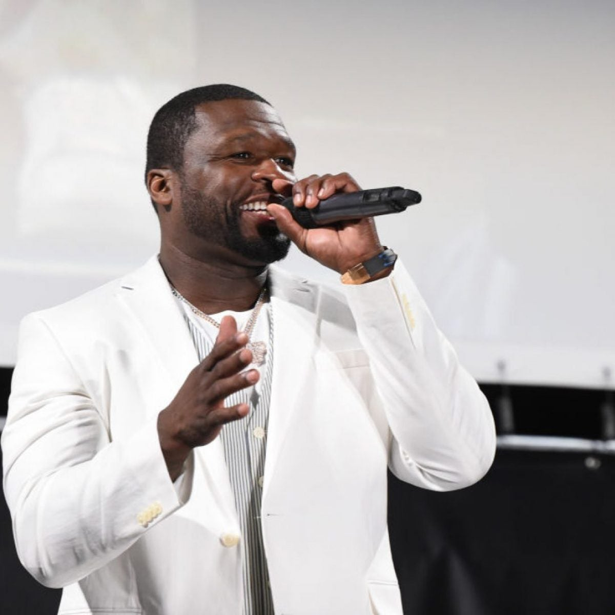 50 Cent On Why Black Artists Being Awarded Matters: 'Your Legacy Won't Reflect What You've Actually Done'