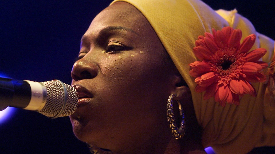 India.Arie Celebrates The 20th Anniversary of 'Acoustic Soul'