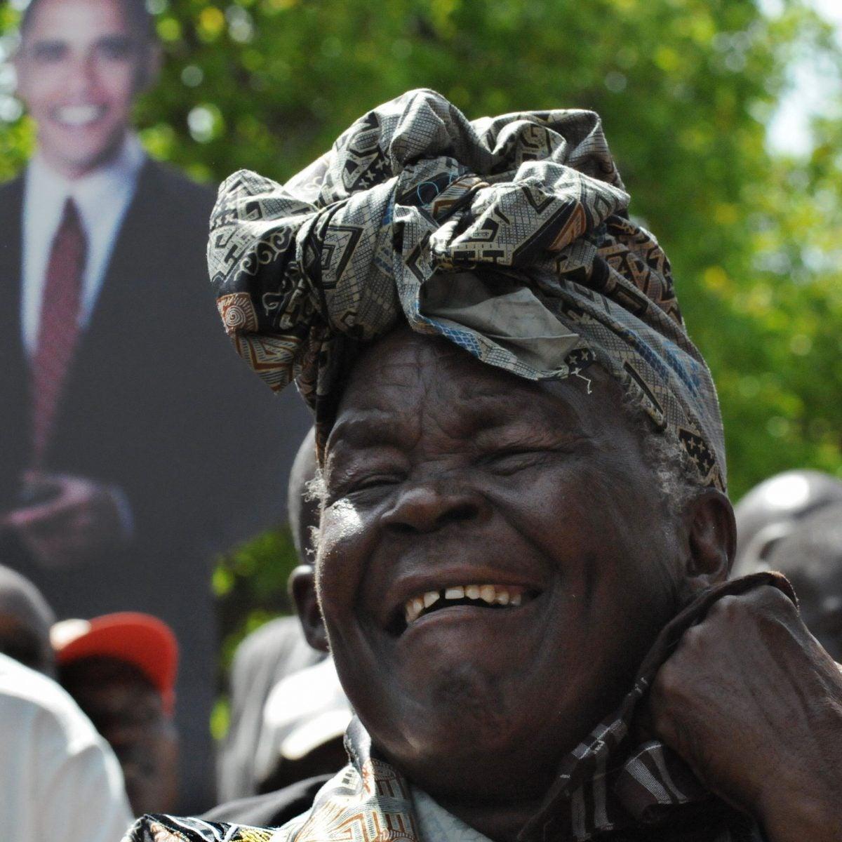 Barack Obama's Step-grandmother Mama Sarah Dies at 99