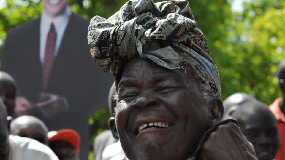Barack Obama's Family Matriarch Mama Sarah Dies at 99 In Kenya