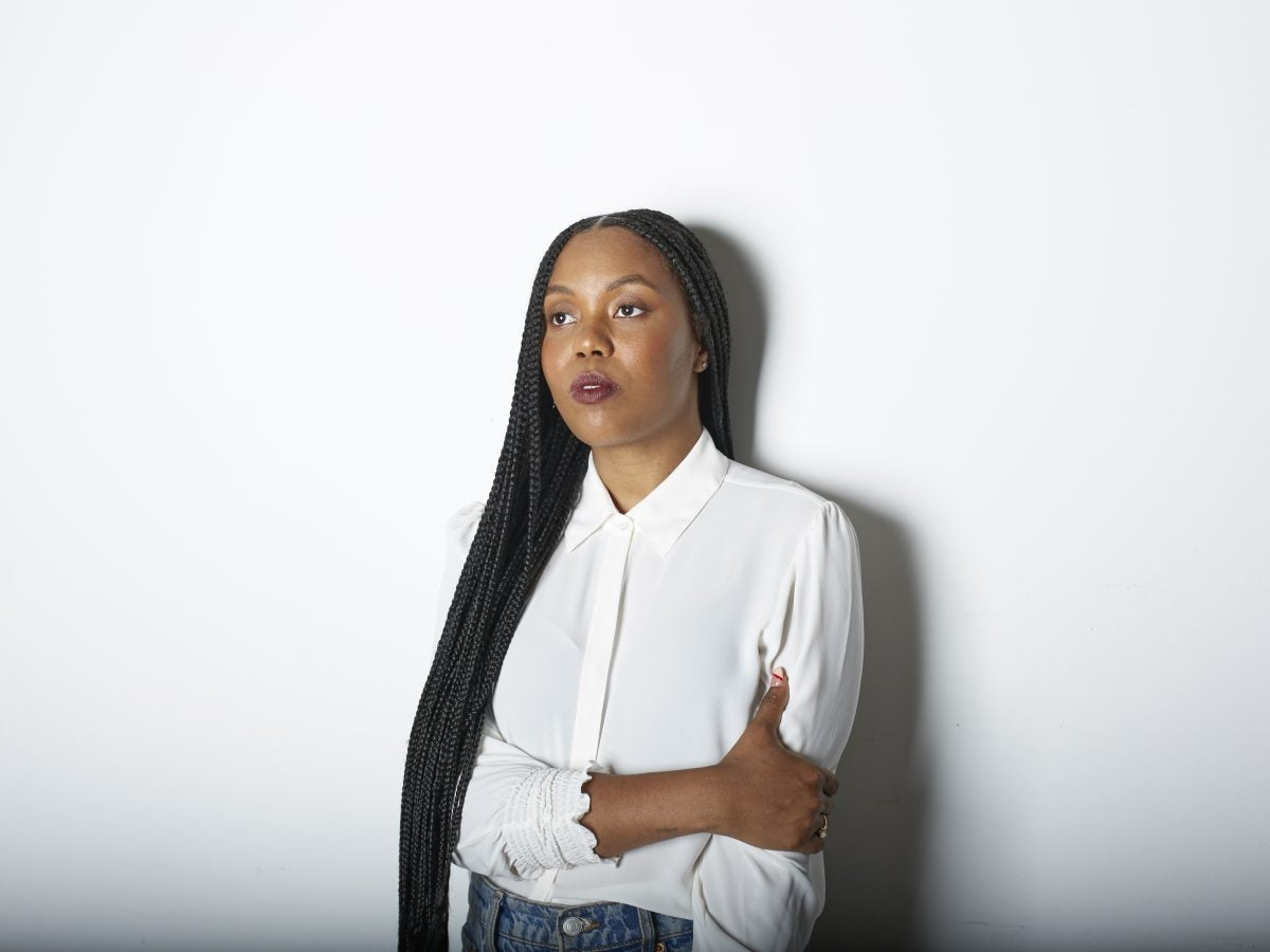 Poet Jasmine Mans Wants To Bridge The Gap Between Black Women And Girls  With New Book - Essence