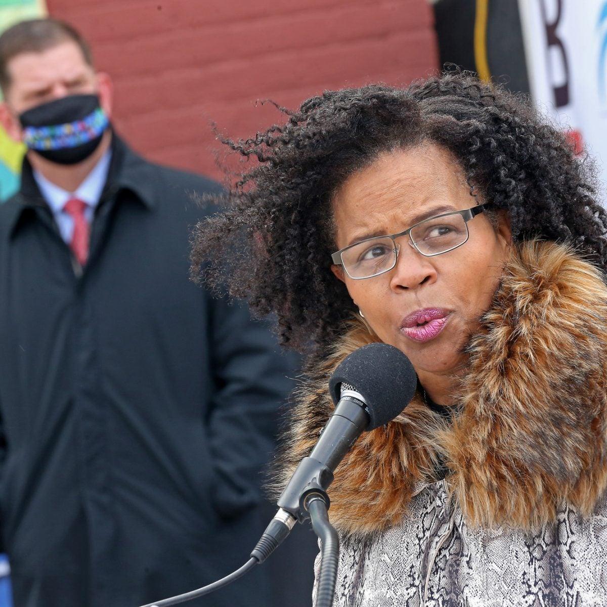 Kim Janey Named Boston's First Black Mayor
