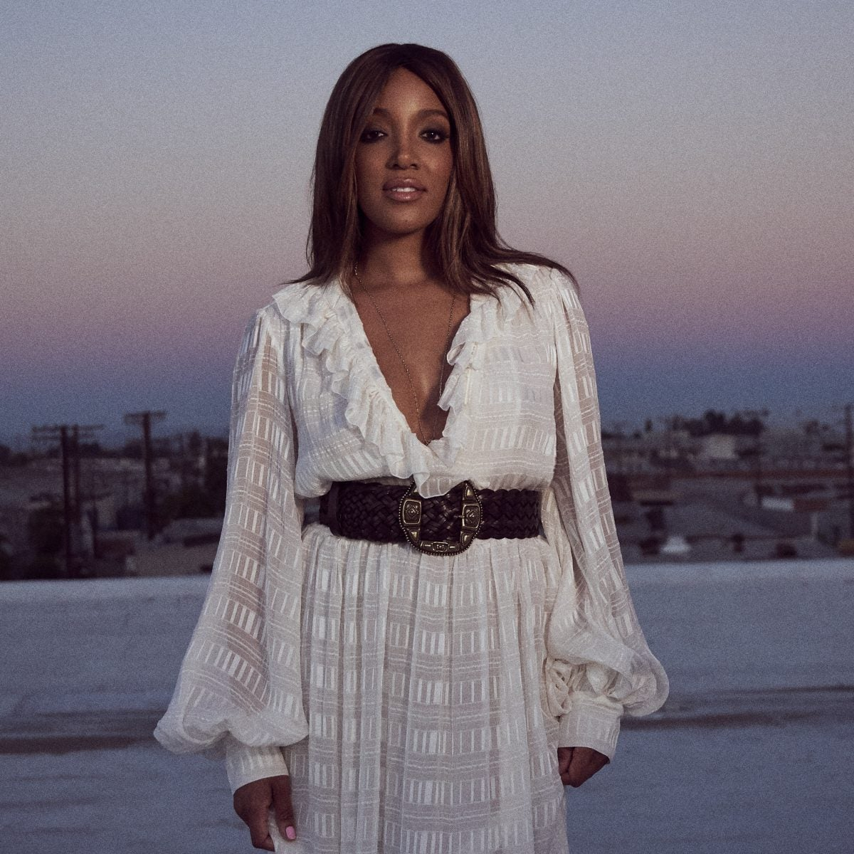 Mickey Guyton's History-Making Country Music Grammy Nod Is Just the Beginning of Needed Change in the Industry