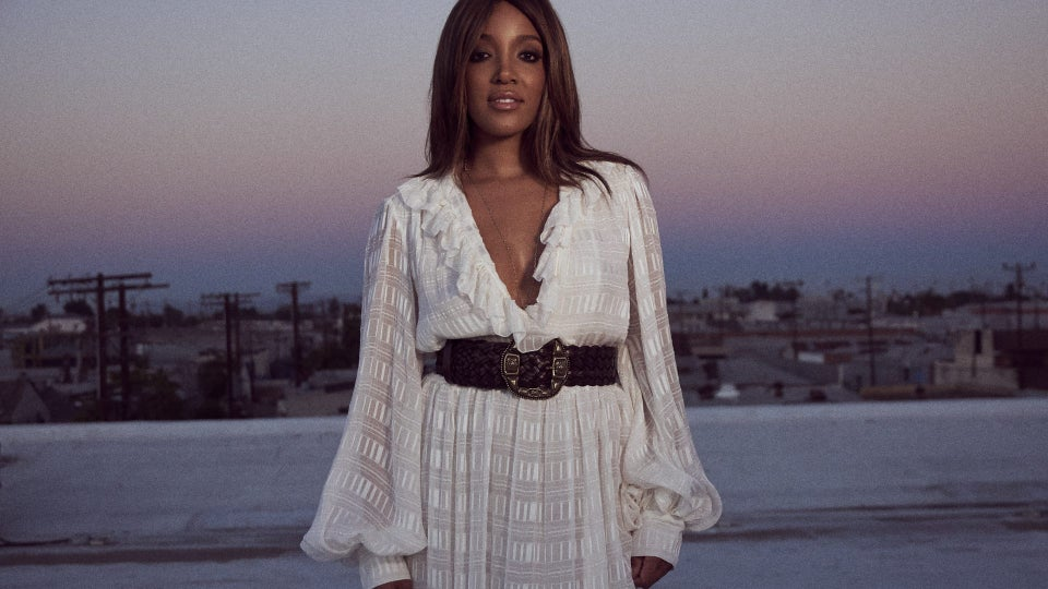Mickey Guyton's History-Making Country Music Grammy Nod Is Just the Beginning