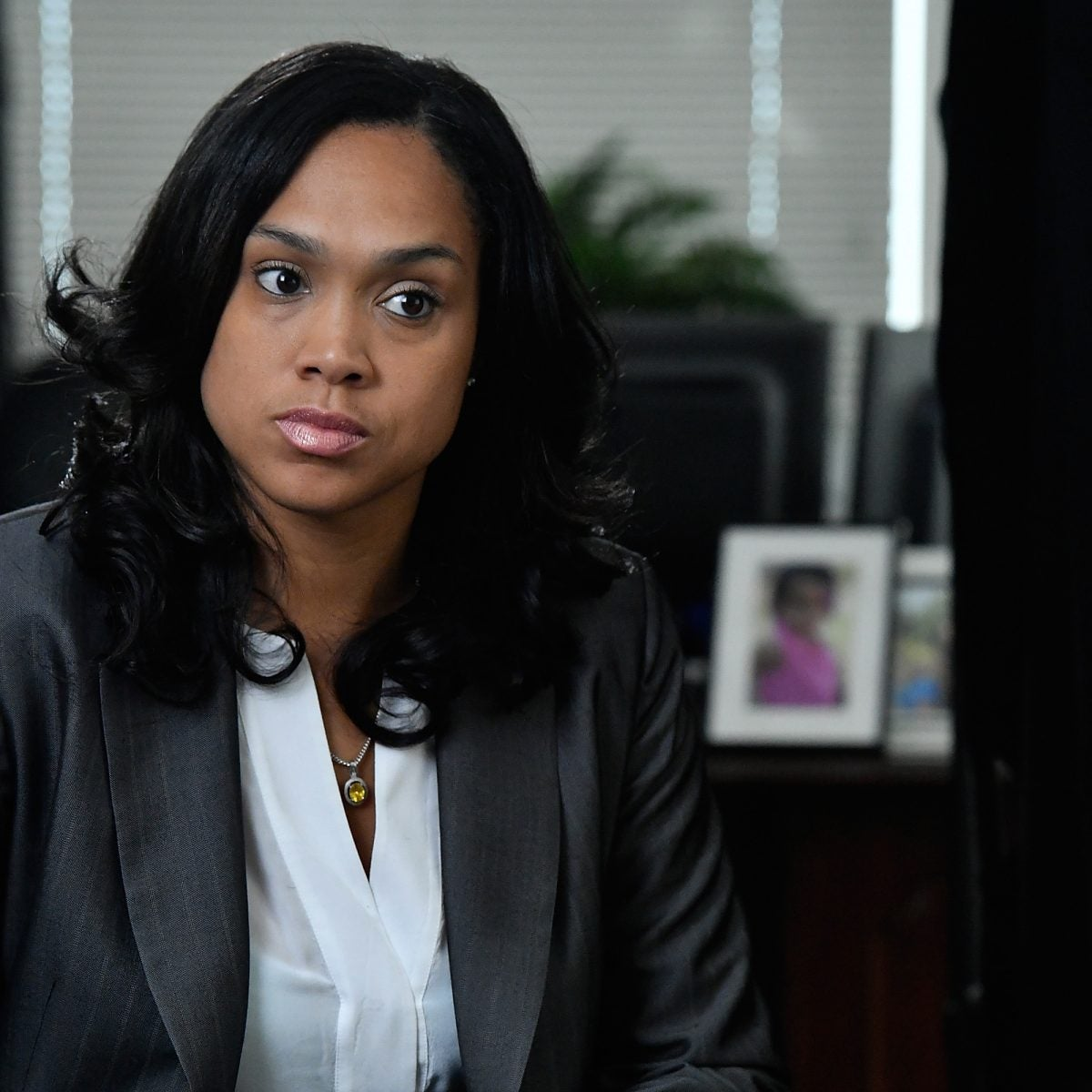 Baltimore City State's Attorney Marilyn Mosby: 'The War on Drugs IsOver'