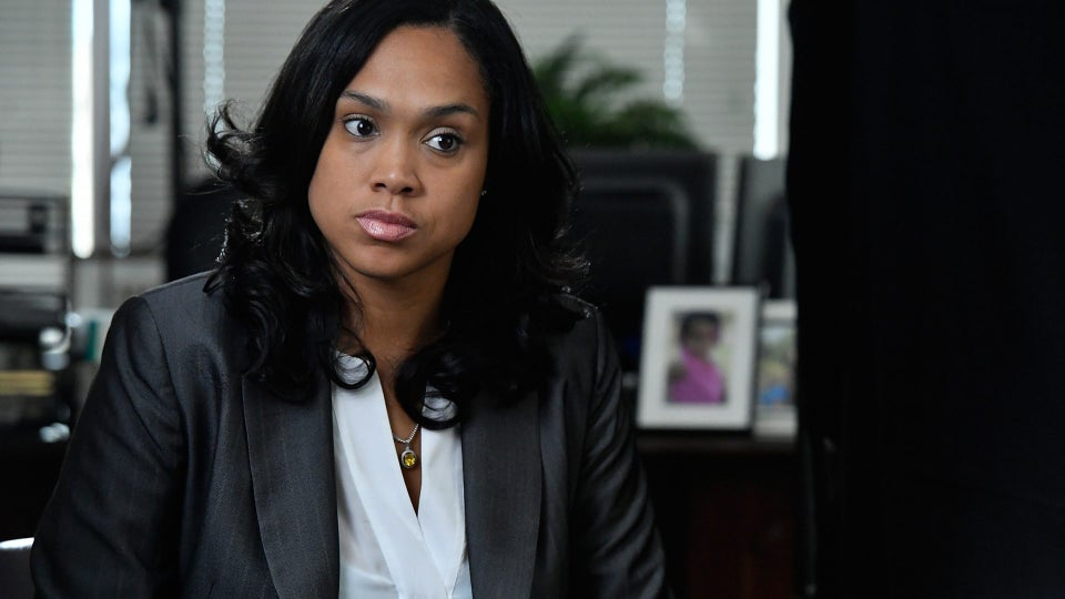 Baltimore City State's Attorney Marilyn Mosby: 'The War on Drugs Is Over'