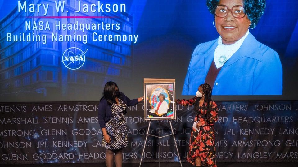 NASA Names D.C. Headquarters After 'Hidden Figure' Mary W. Jackson