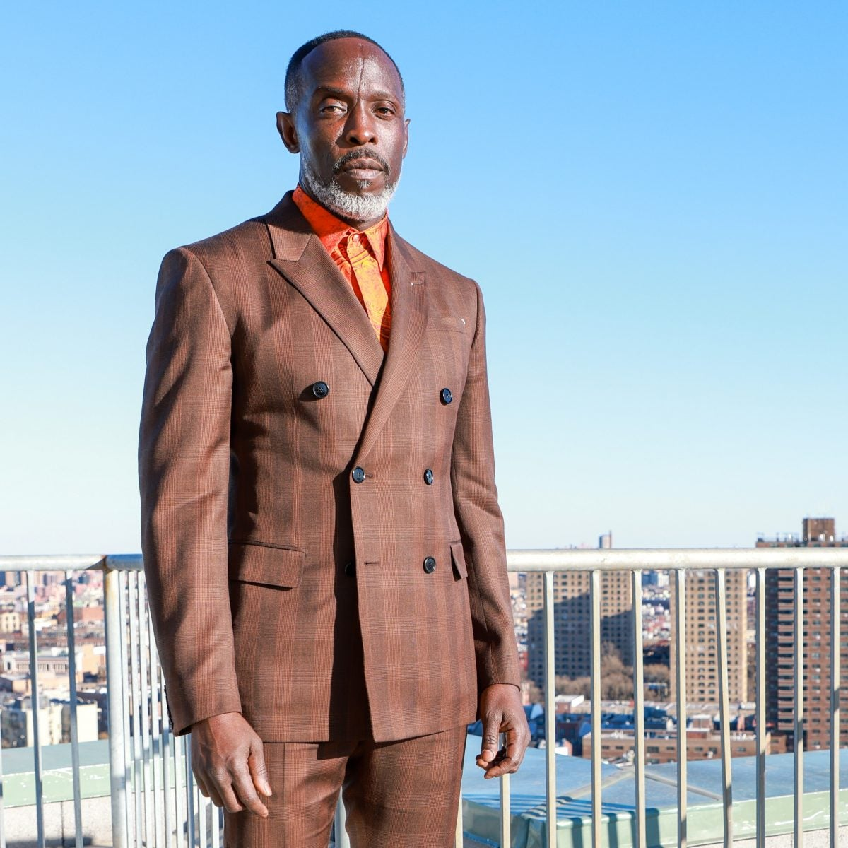 Michael K. Williams On Playing Diverse Roles: My Characters Choose Me