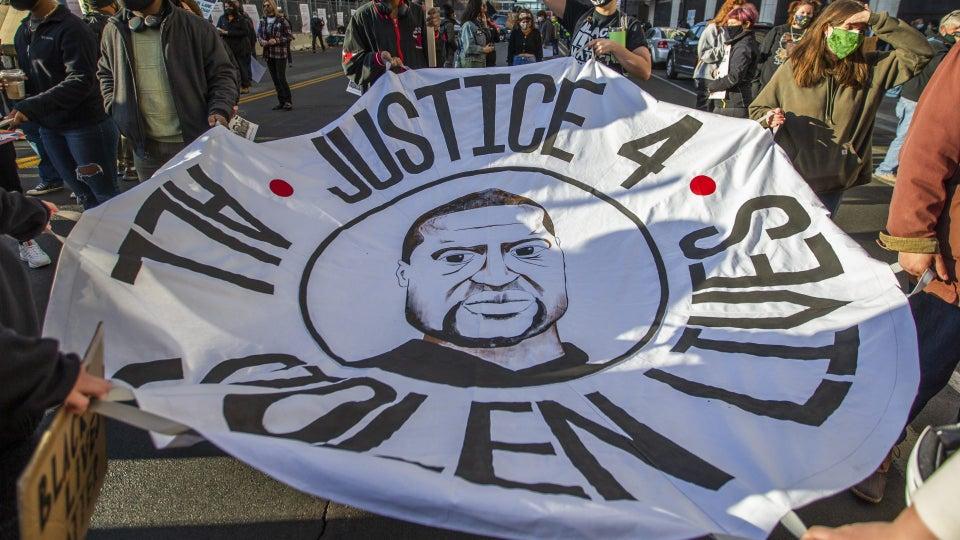 Former Police Officer Derek Chauvin Sentenced to 22 Years in Prison for Murdering George Floyd