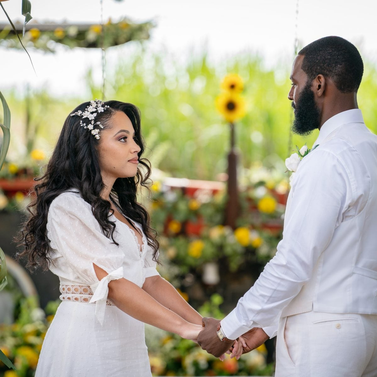 'Queen Sugar' Exclusive: First Look At Ralph Angel And Darla's Wedding