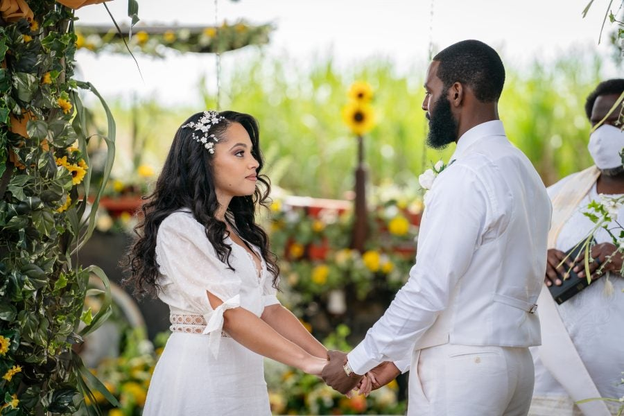 'Queen Sugar' Exclusive: First Look At Ralph Angel And Darla's ...