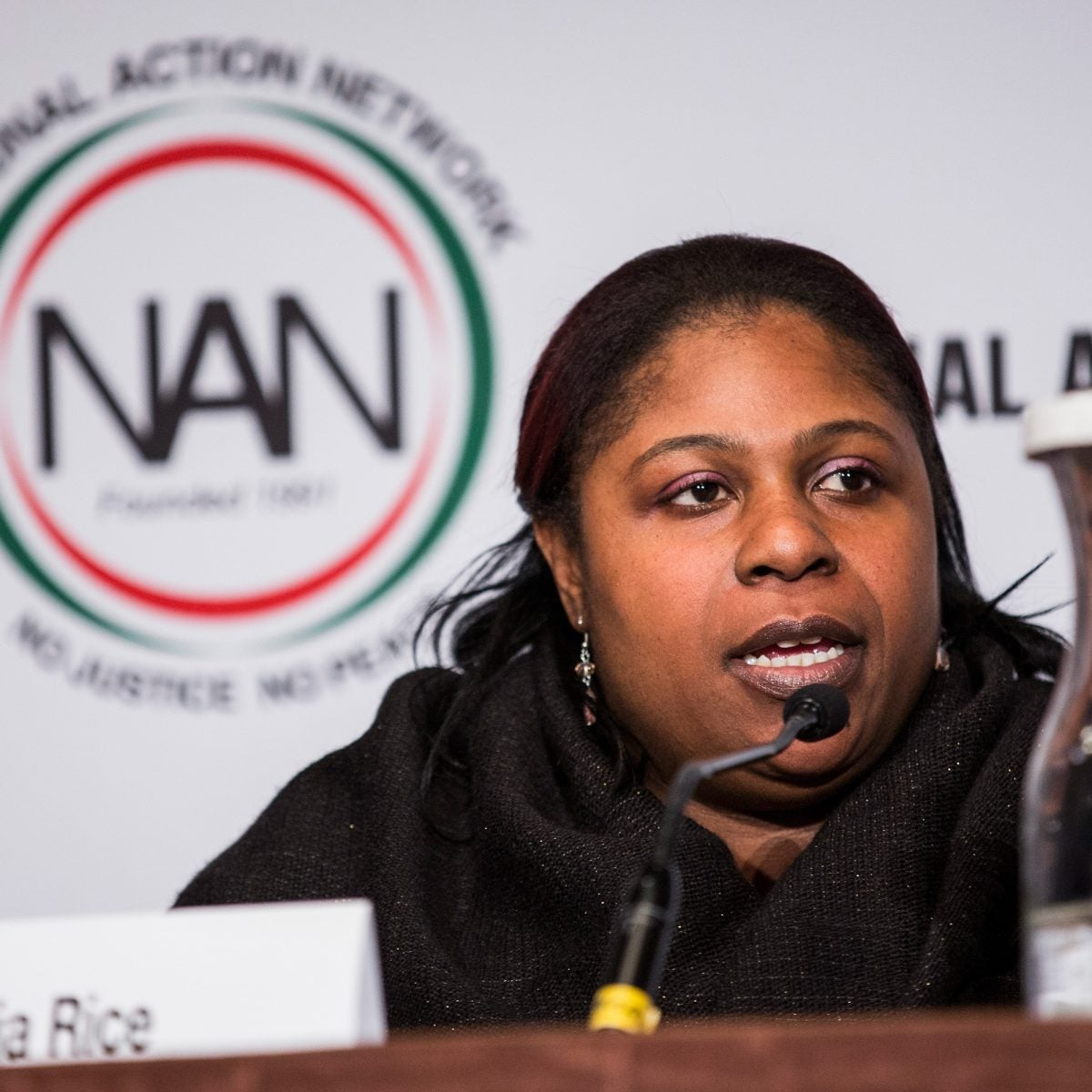 Mother of Tamir Rice Tells Activists to Stop Profiting off Her Son's Death