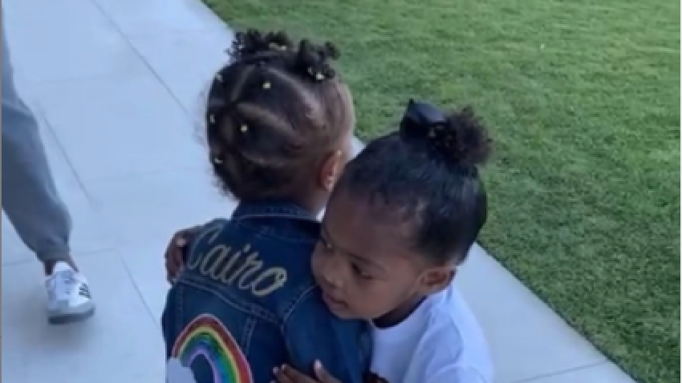 Tia Mowry and Gabrielle Union's Daughters Had The Most Adorable Play Date