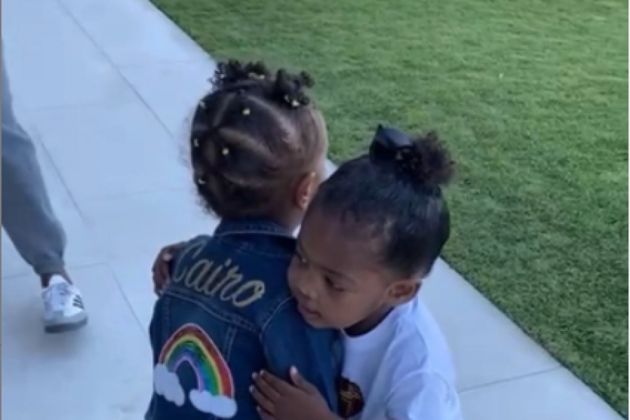 Tia Mowry and Gabrielle Union's Daughters Had The Most Adorable ...