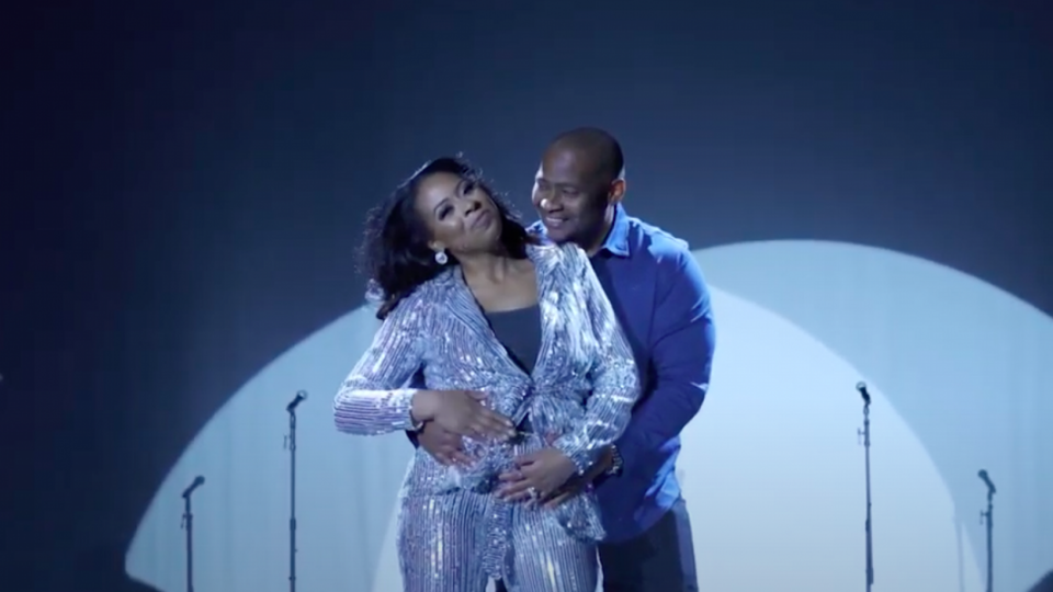 Expectant Mom  Recreates Beyoncé's  'Love On Top' MTV Performance For Pregnancy Announcement Video