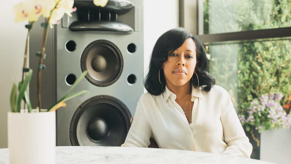 Shari Bryant Went From Roc-A-Fella Intern To Roc Nation Co-President By Choosing To Serve