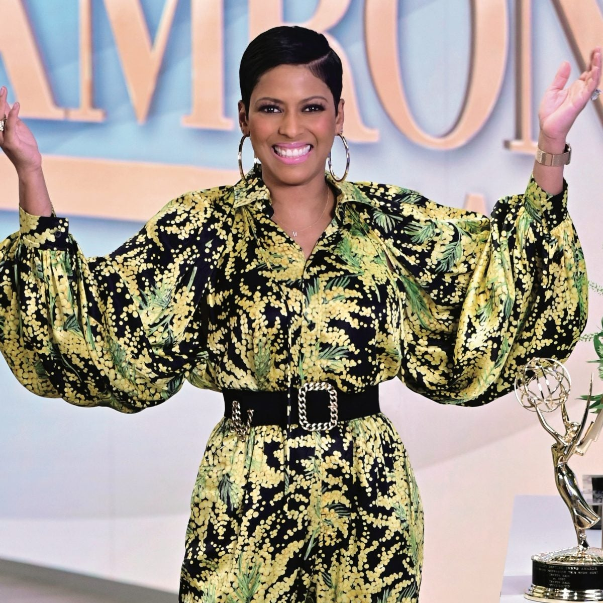Tamron Hall's Heartfelt Plea To Black Women Who Are Victims Of Domestic Violence and Afraid
