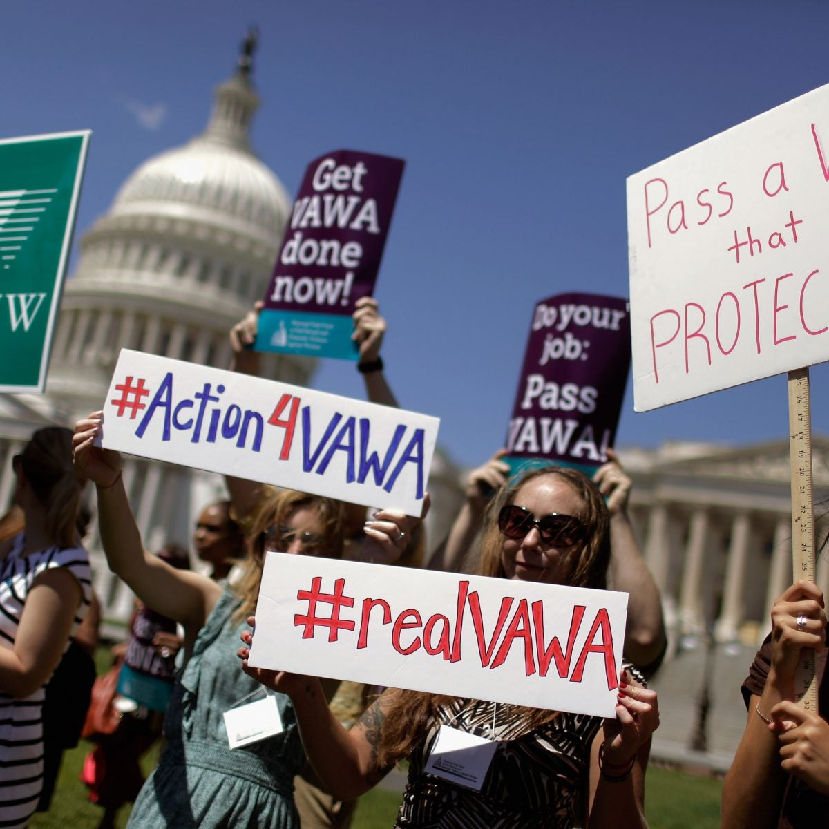 House Passes the Violence Against Women Reauthorization Act of 2021