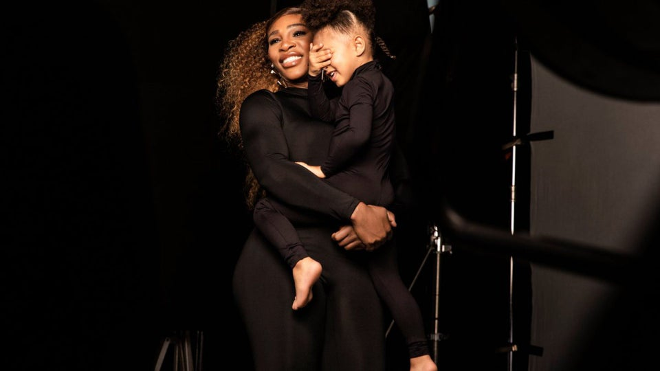 Serena Williams And Daughter Star In First Campaign Together