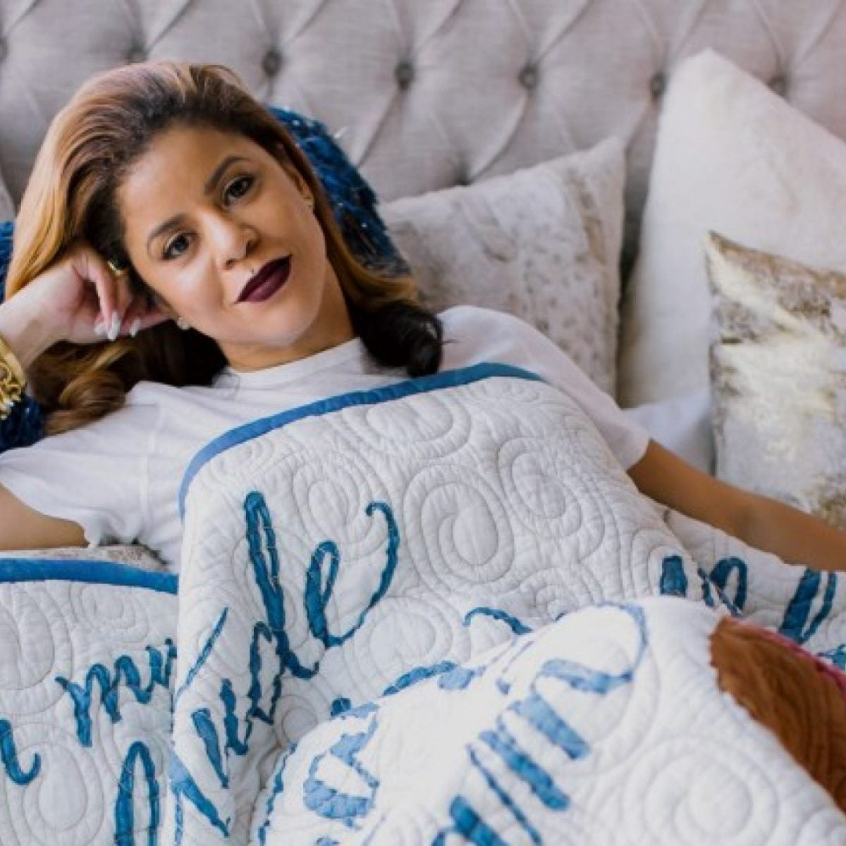From Burnout To Quilt Queen, This Entrepreneur's Story Will Inspire You
