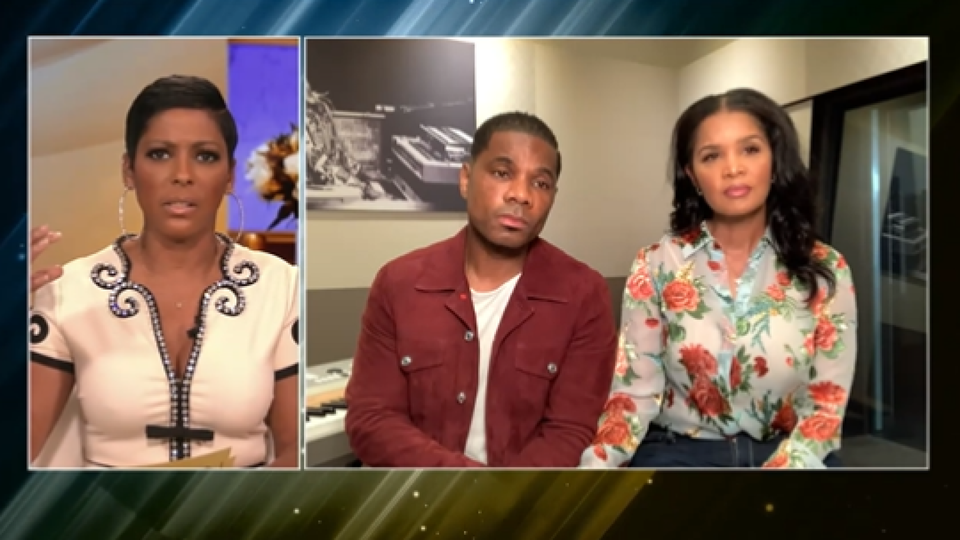 Kirk Franklin Addresses Confrontation With His Son on The 'Tamron Hall Show'