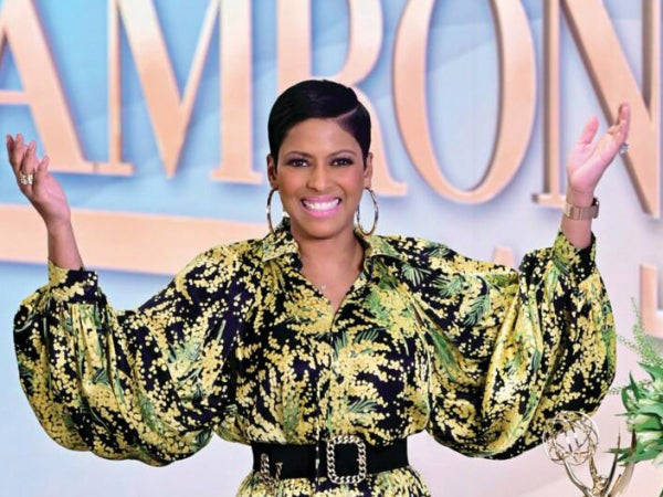Tamron Hall On Why The Black Creatives Behind-The-Scenes Are The Heart Of Her Show